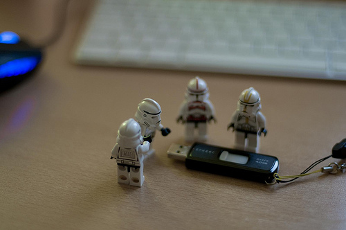 intern storm troopers
