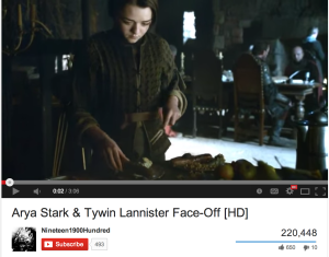 robb stark never lost a battle