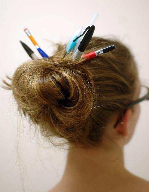 work hair