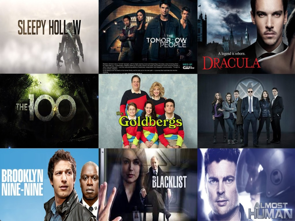New TV Shows 2013 to Check Out This Fall