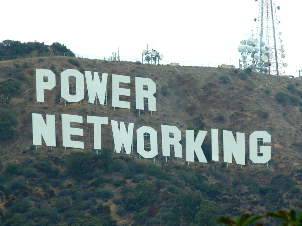 PowerNetworkingHollywoodSign