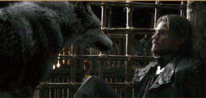 Wolf and Jaime