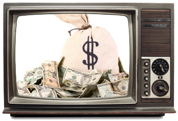 money-in-tv